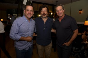 Mayor Philip Levine, Luca D'Angelo, & Scott Robbins72